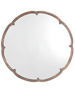 Round & Oval Mirrors