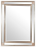 Semi-Frameless Mirrors
