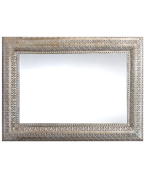 Champagne Lace Rectangle