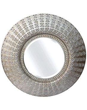 Champagne Lace Round
