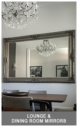 Lounge & Dining Room Mirrors